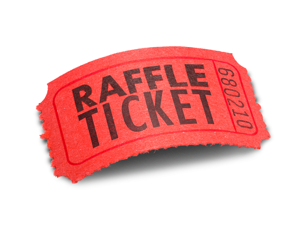Your Free Raffle Ticket